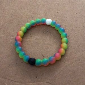 Authentic rainbow Lokai bracelet